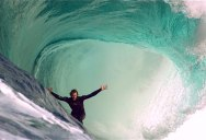 What Surfing at 1000 Frames per Second Looks Like