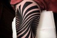 Picture of the Day: Trippiest Tattoo Ever