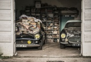 60 Rare Cars Worth Millions Found in French Countryside, Untouched for 50 Years