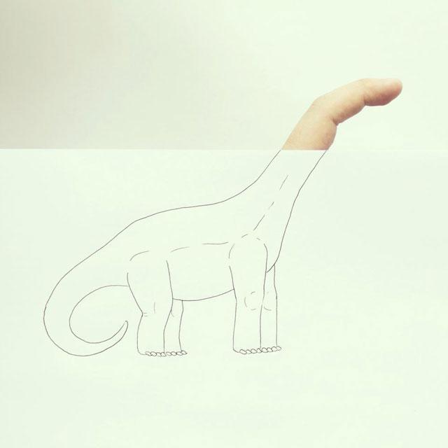 Clever Finger Doodles by Javier Perez (4)