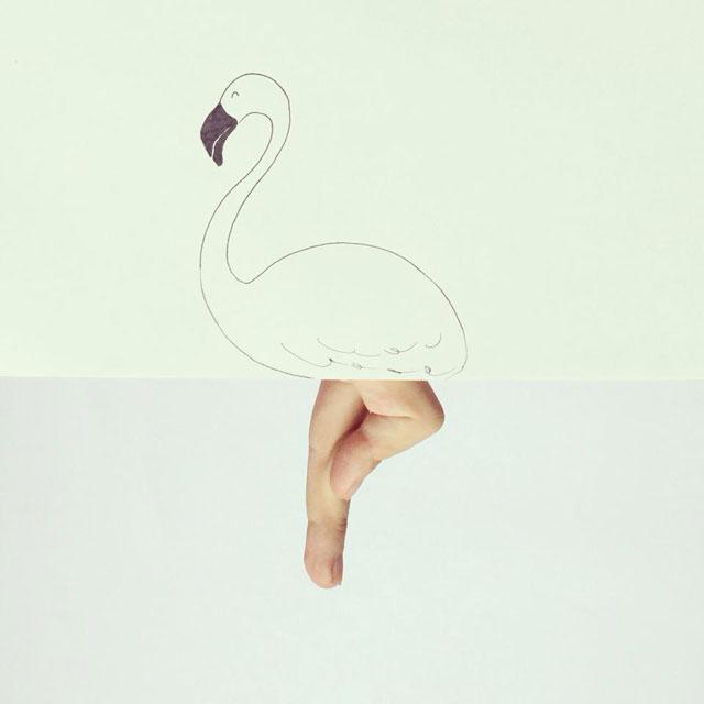Clever Finger Doodles by Javier Perez (6)