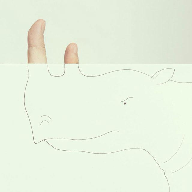 Clever Finger Doodles by Javier Perez (7)
