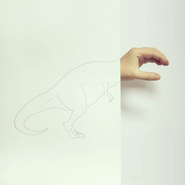 Clever Finger Doodles by Javier Perez (8)