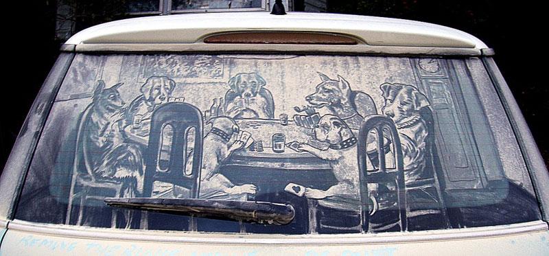 dirty car art by scott wade (13)