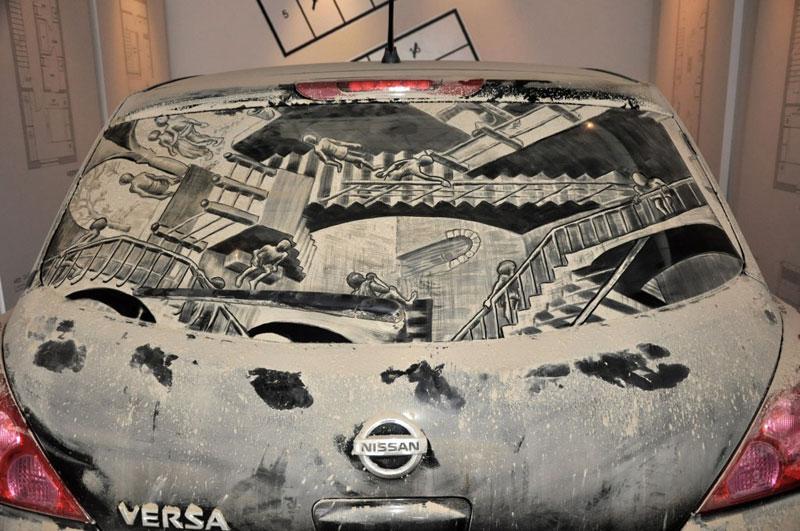 dirty car art by scott wade (6)