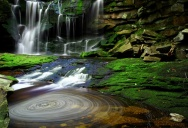 Picture of the Day: Elakala Falls, West Virginia