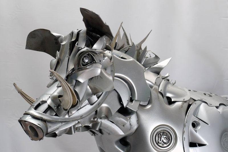 hubcap animal sculptures by ptolemy elrington (14)