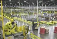 Inside Amazon's High Tech Fulfillment Centers