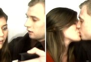 Guy Proposes in a Photo Booth and Captures the Entire Thing on Video
