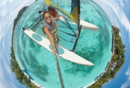Picture of the Day: Sailing Through a Tiny Planet Panorama