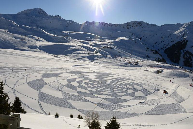 snowshoe art by simon beck (6)