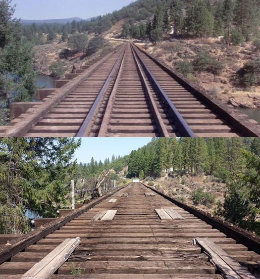 What Places from Stand By Me Look Like Today then and now (12)