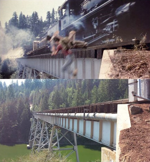 What Places from Stand By Me Look Like Today then and now (16)