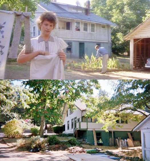 What Places from Stand By Me Look Like Today then and now (5)