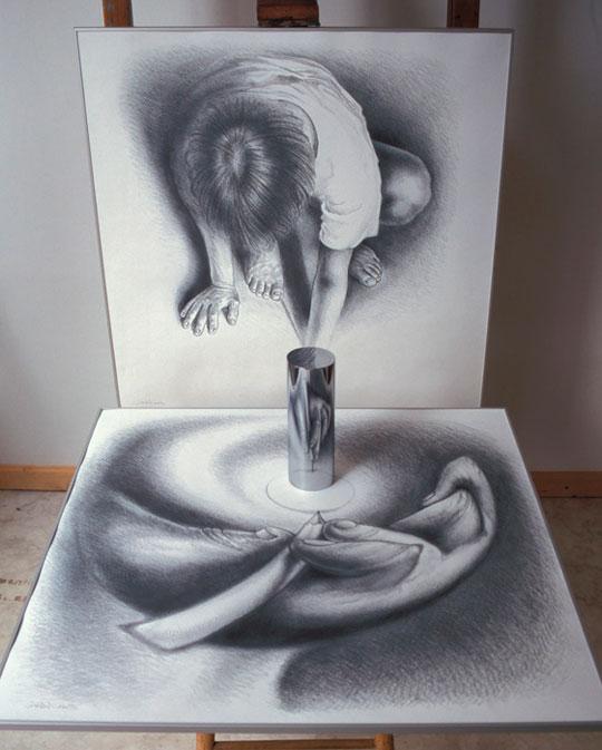 anamorphic art by Istvan Orosz (4)