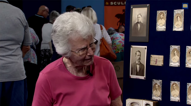 Antiques Roadshow Tells Woman Her Baseball Cards are Worth $1 Million