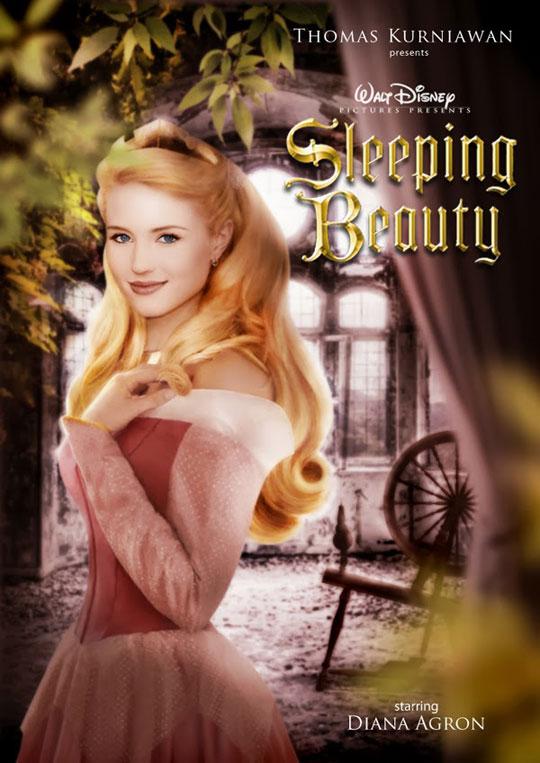 Artist Imagines Celebrities as Real-Life Disney Characters (8)