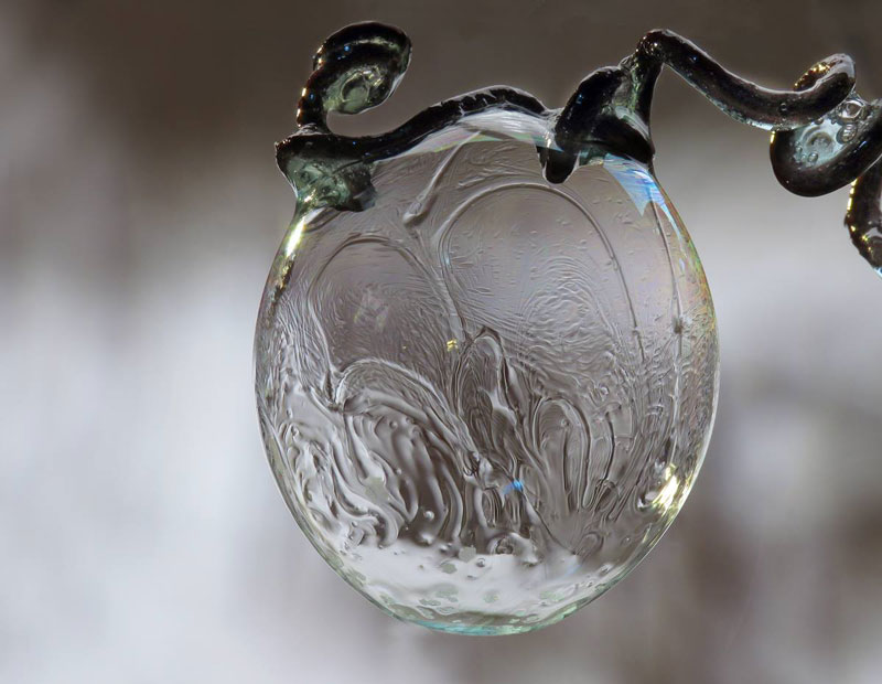 Blowing Soap Bubbles in Cold Weather by cheryl johnson (15)