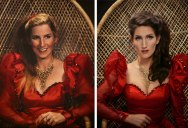 Artists Recreates Six Generations of Family Portraits Dating Back 200 Years