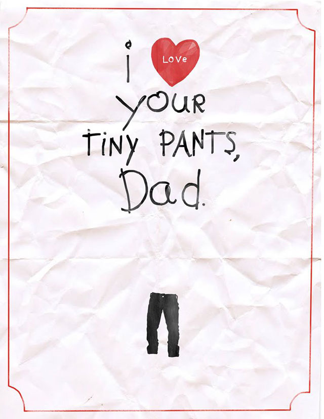 Creative Dad martin bruckner Illustrates the Funny Things His Daughter Says (21)