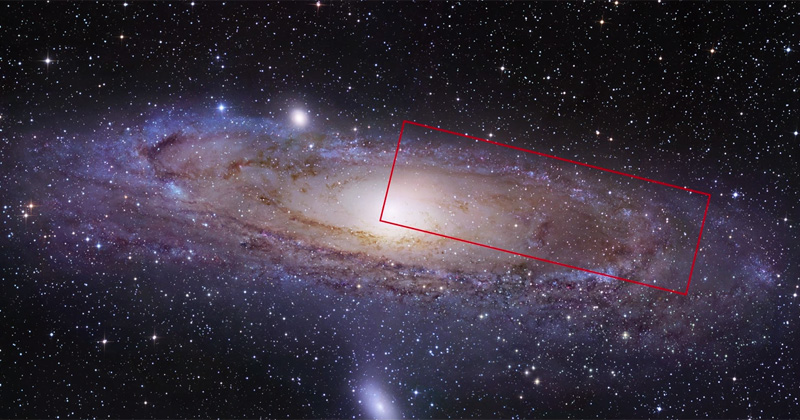 Deep Zoom Into Andromeda: Exploring the Largest Hubble Image Ever Taken
