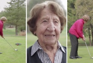 Meet Ida Pieracci, the 102-year-old Golfer with the Key to a Long, Happy Life