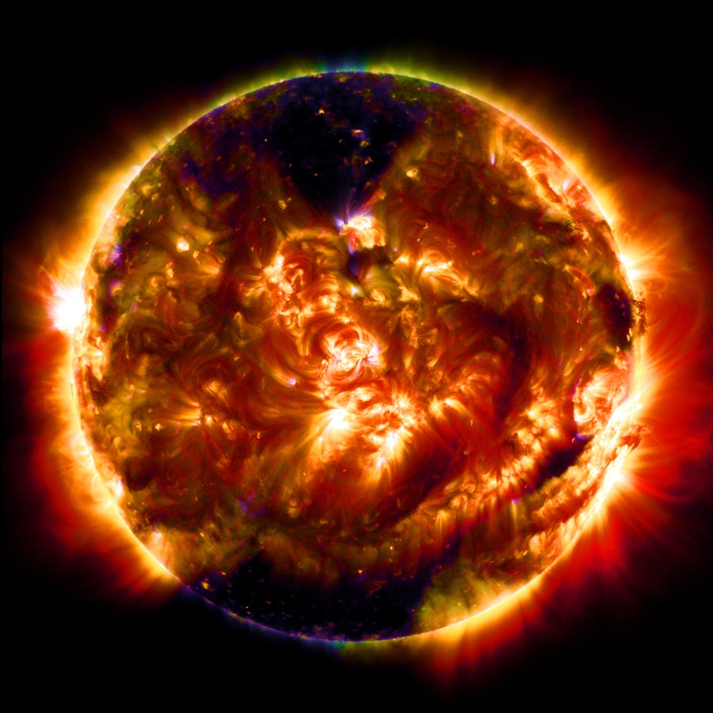 Picture of the Day: NASA's SDO Captures its 100 Millionth Image of the Sun