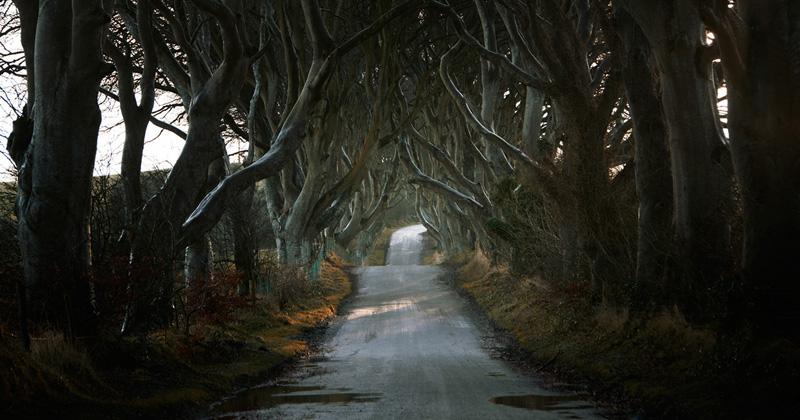 "Photographer Captures ""Roads Less Traveled"" Around the World"