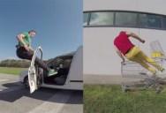 This 200-Pound Stuntman Can Jump Through Anything