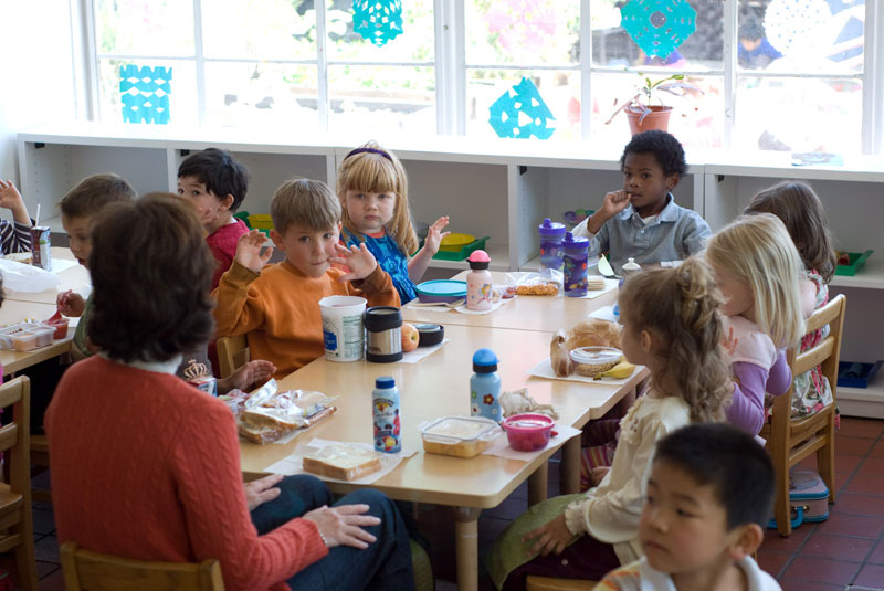 To Increase Fruit and Veggie Consumption, Make Recess Before Lunch (1)