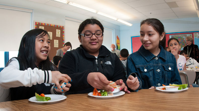 To Increase Fruit and Veggie Consumption, Make Recess Before Lunch (2)