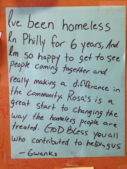 Wall Street Banker Quits to Open $1 Pizza Joint, Customers Pay It Forward to Feed Homeless (8)