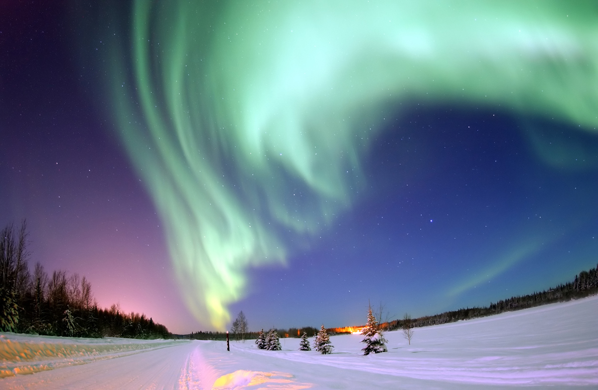 aurora borealis alaska The Top 100 Pictures of the Day for 2015