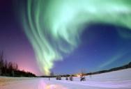 Picture of the Day: Aurora Borealis, Bear Lake, Alaska
