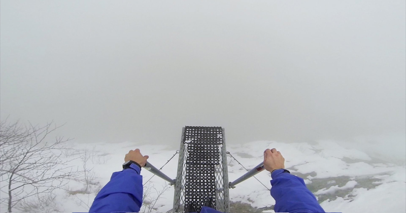 BASE Jumping Into the Abyss