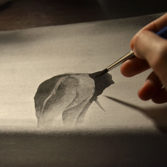 black-and-white-watercolor-paintings-by-elicia-edijanto-(8)
