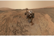 Picture of the Day: Curiosity's Latest Selfie from Mars