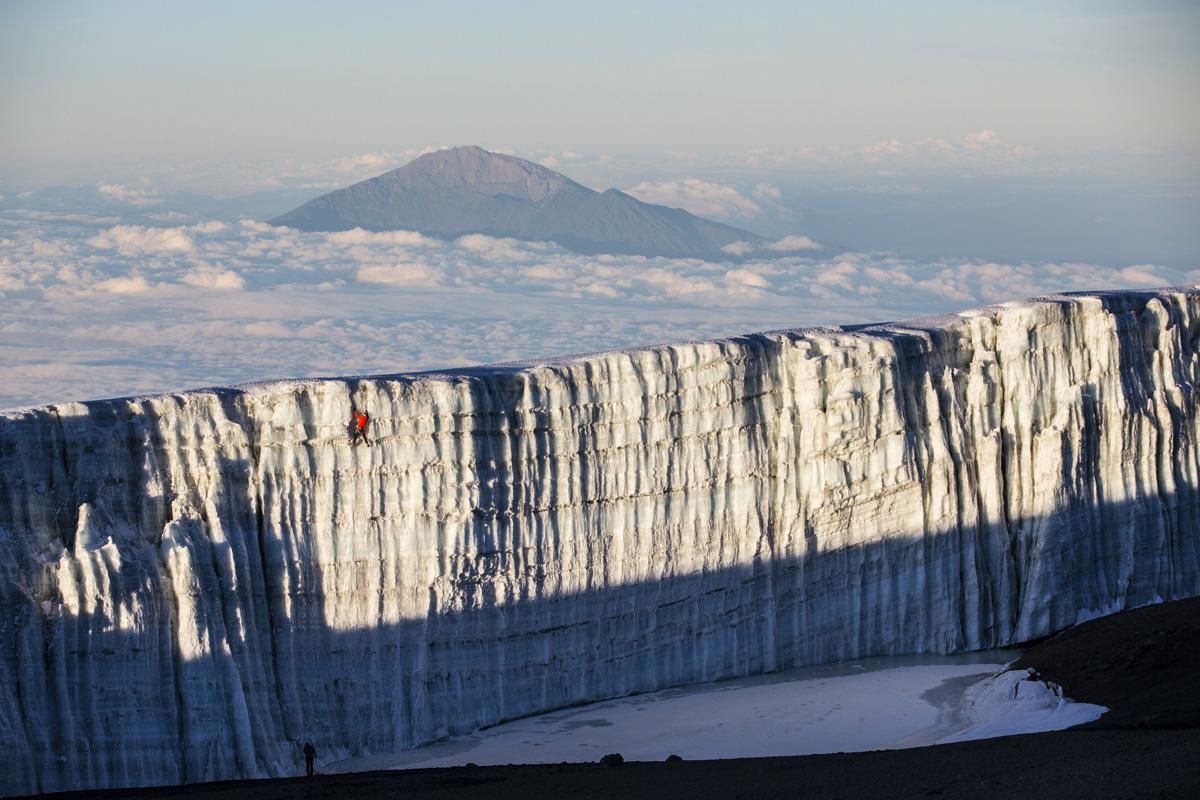 ice climbing at the summit of kilimanjaro will gadd red bull (9)