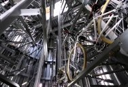 Inside Japan's Automated, Underground Bike Lockers