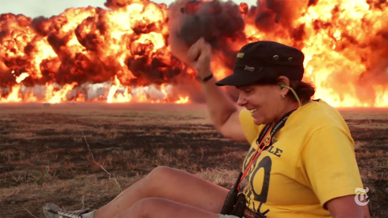 Kaboom! A Short Film About Two Pyros in Love