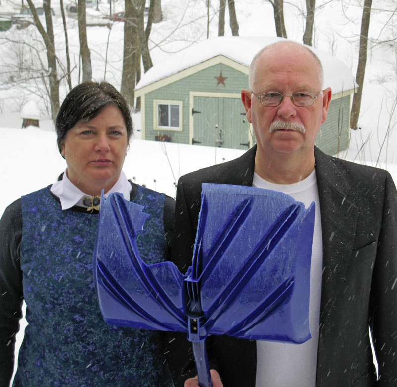 nova scotian canadian gothic Picture of the Day: Canadian Gothic
