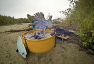 These Guys Built a Portable Hot Tub You Can Take on Your Next Adventure