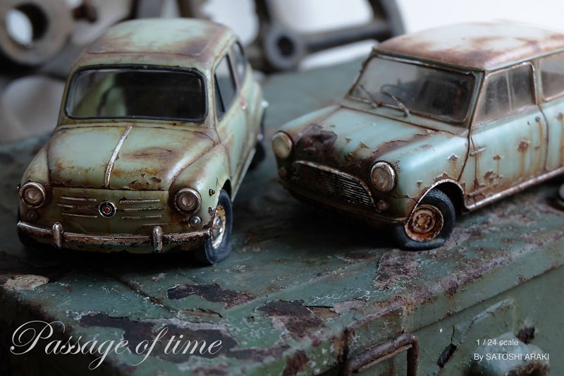 satoshi araki dioramas artist (12)