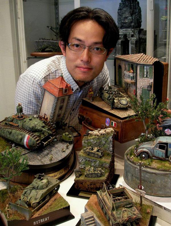 satoshi araki dioramas artist (15)