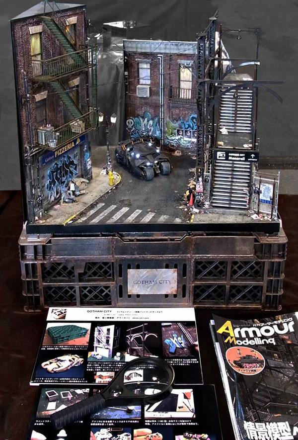 satoshi araki dioramas artist (4)