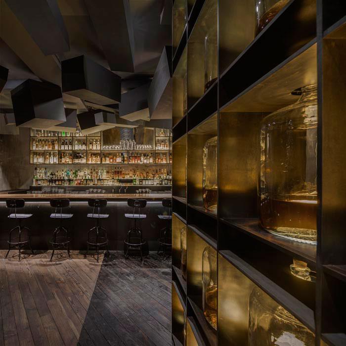 speakeasy bar hidden behind old coke machine in shanghai by alberto caiola (7)