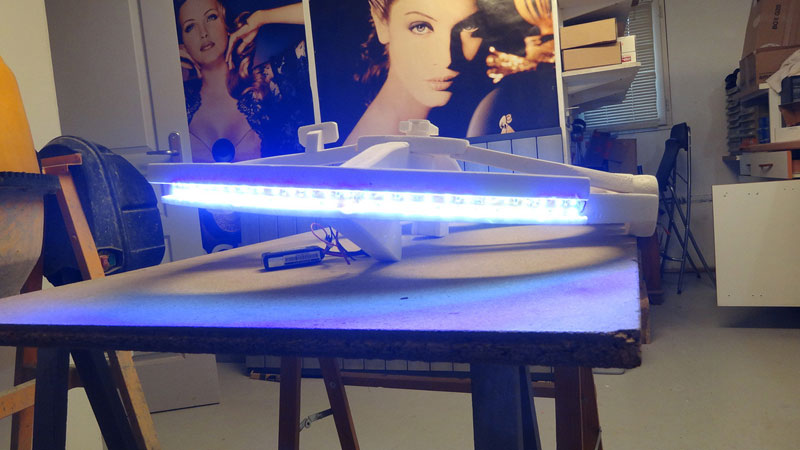 This Guy Built a Millennium Falcon Quadcopter and It's Awesome (18)