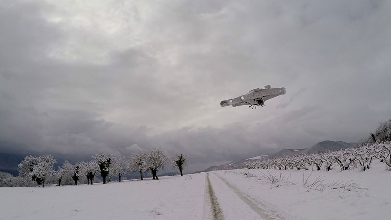 This Guy Built a Millennium Falcon Quadcopter and It's Awesome (24)