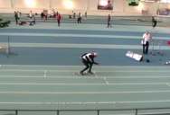 Charles Eugster Runs 200m in Under a Minute. Charles Eugster is 95-Years-Old