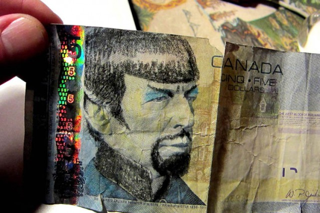 canadians turn bills into spock for nimoy tribute (3)